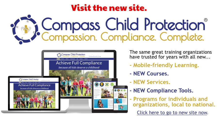 Compass Child Protection New Website